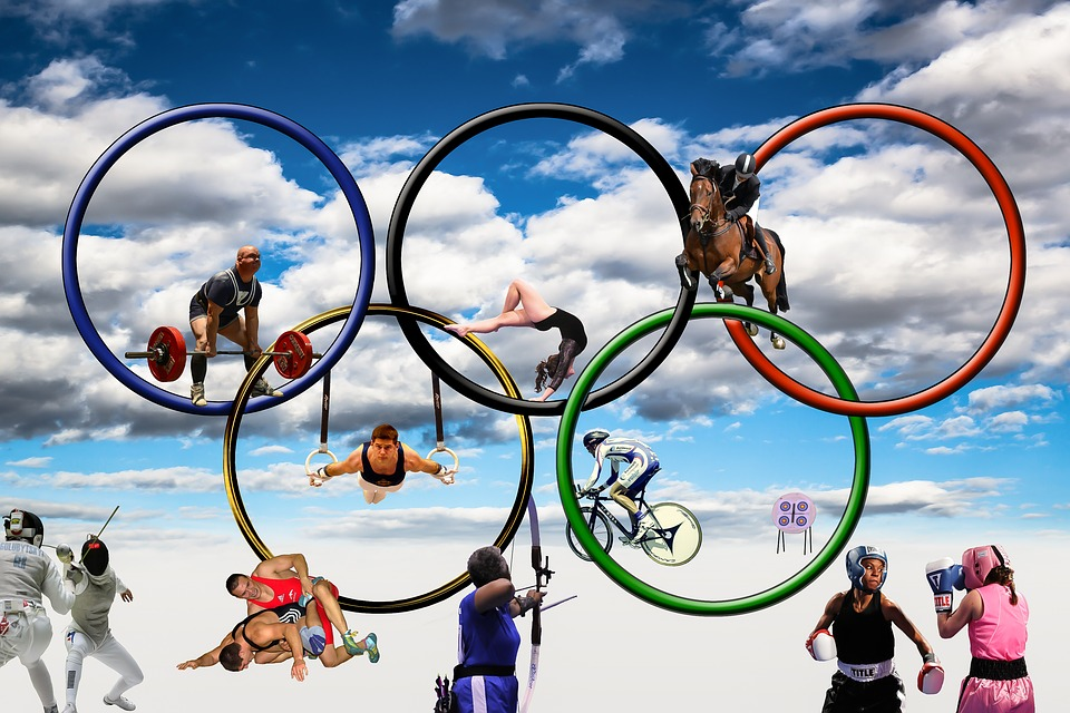Мир спорта картинки